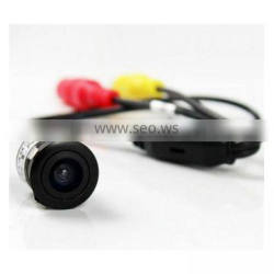"""1/4"""" cmos color reversing camera with 170 degree wide angle"""