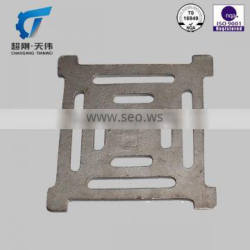 ISO9001 high quality stainless filter board drawing casting