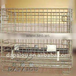 Collapsible Steel Storage Cage