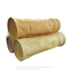 CE Approved Pretreatment water air filter polyester felt non-woven material liquid filter bag