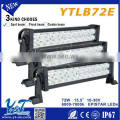 Sample available 72w cars led fog lights auto light baring system auto parts 4x4 offroad