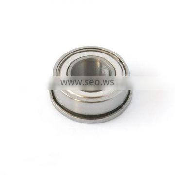 China High Quality 3*10*4 mm micro bearing with flange f623zz
