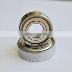 China High Precision Chrome Steel 6317 Deep Groove Ball Bearing