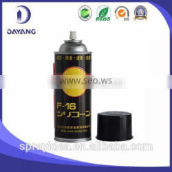 F-16 fast drying lubricating oil spray glue for spin
