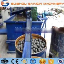 grinding media forged steel balls, grinding media with HRC60+, steel forged mill balls, forged balls