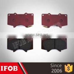 well made Ifob Auto Parts Accessories Chassis Parts Front Break Pads For Toyota FORTUNER TGN51 2TRFE 04465-35290