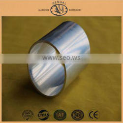 Aluminum Alloy 2024 Aluminum Extrusion Tube, China Gold Supplier, Over Ten Years Manufacturing Experience