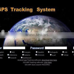 Meitrack ,coban tracking software Platform with free apps for 3g gps tracker