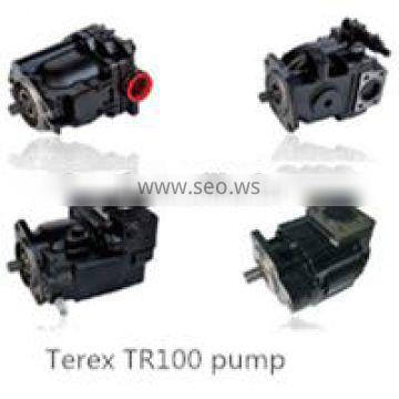 Heavy duty truck 3305 3306 3307 tr35 tr45 tr50 tr60 tr100 terex hydraulic pump for dump truck