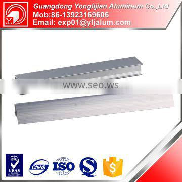 OEM company supply aluminium extrusions profiles for decorative cabinet door loading in Guangzhou