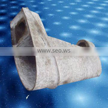 Heavy steel castings for Marine machinery