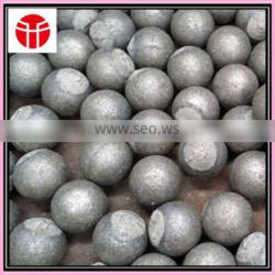Jinan entered in the production of high quality more types of 60 mm middle chromium cast ball used in aluminum plant