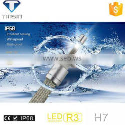 2016 new products super bright car accessories car bulb h7 led headlight for toyota