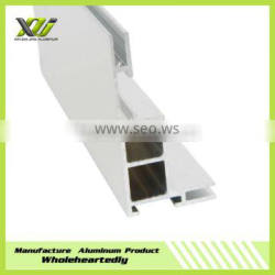 Top quality 6063 led stripe aluminum profile