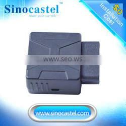 2G heavy duty obd gps dongle with fuel consumption for fleet management