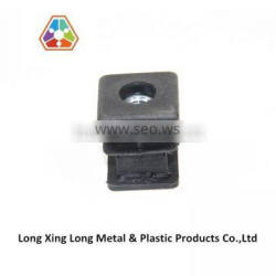 25*25*5 PA6 Plastic Pipe Plug for Office and House Furniture