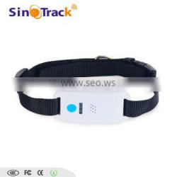 hot pet gps tracker with free app/platform location Google map gps tracker ST-904 for animal & personal location