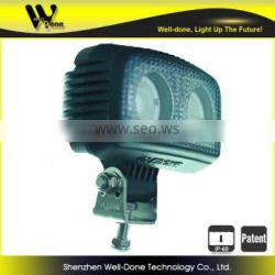 Wholesale ip68 20w led working light for heavy duty