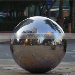 Alibaba China Best quality garden stainless steel ball