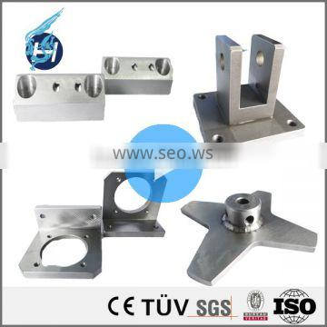 ISO9001 customized mass high precision Electronic packaging equipment printing machine drilling parts with turning welding