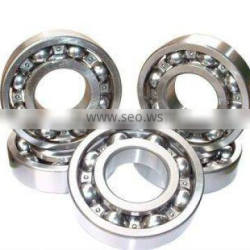 Deep Groove japanese ball bearing Easy to use stainless steel loose ball bearings for industrial use , A also available
