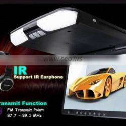 """15"""" Car Roof Mount Dvd Player"""