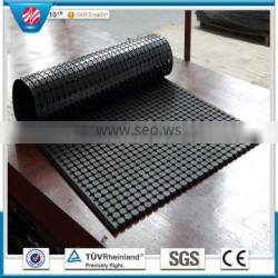 rubber mat in rolls /rubber mat for truck Made in China