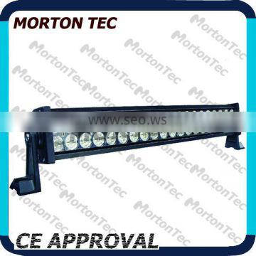 High bright LED Light Bar 120W led power 21.5 inch 40pcs*3w Black and White color
