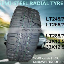 passenger car tyre / tire 35X12.5R20LT FOR SALE