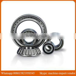 Shanghai engine bearing stainless steel types bearing taper roller