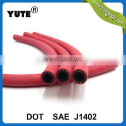 sae j1402 yute epdm rubber wholesale truck using red air brake line hose