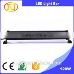 super white 22 inch 120w tractor cruve led light bar