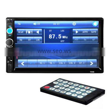 1024*600 DVR Android Double Din Radio 16G For VW Skoda