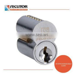 7 Pin SFIC Interchangeable Core Cylinder Door Lock