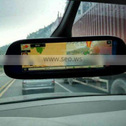 New Products 8.2 Inch Touch Screen Android System rearview mirror, car rearview mirror camera dvr