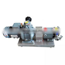 liquid filling machine oil stainless china honey filling machine pump gear price stainless steel gear pump