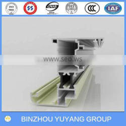T TYPE aluminum extrusion 6063-T5 GB5237-2008 section to make windows and doors