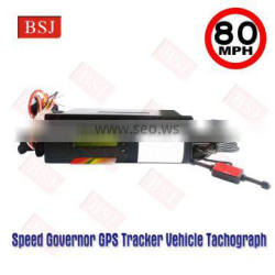 Kenya KEBS Certificate GPS Vehicle Tracker Car Tracking Device 80KPH Speed Governor