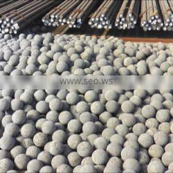 low wear abrasion of carbon steel ball used in gold mine