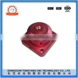 Anodizing aluminum CNC machining components for sale