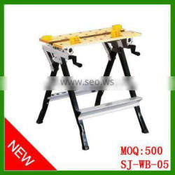 commercial stainless steel work bench/work table