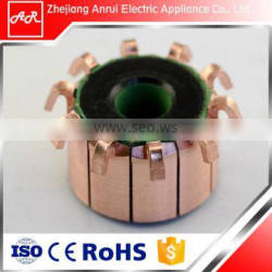 Made in China Hot new products for 2016 motorcycle commutator