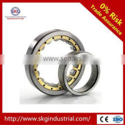 SKG Cheap price single row cylindrical roller bearing NJ,NU series NU205EM