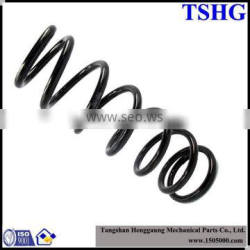 car suspension coil spring for w211
