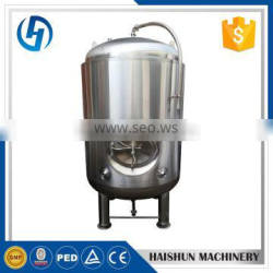 Chinese well-renowned manufacturer 15 barrel brewing fermenter serving tank system cost