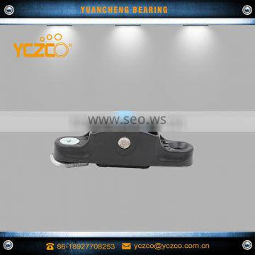 China supplier high quality plastic wheel pulley with run smoothly