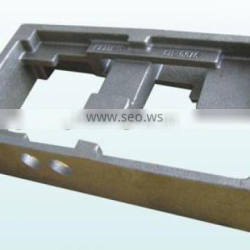 Ductile iron casting bearing support,auto investment casting parts
