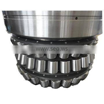 Four Row Tapered roller bearing EE724121D/724195/724196D 304.8 x 495.3 x 349.25 mm 283 kg for industrial gearbox