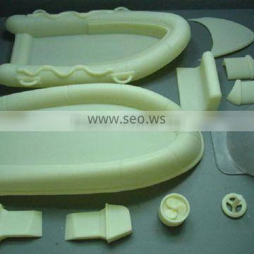 SLA Plastic Rapid Prototype Made of Imported Resin Material