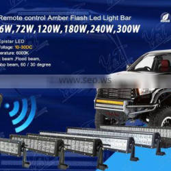 7.5 inch 36W LED LIGHT BAR,COMBO BEAM FOR TRUCK TRACTOR ATV OFFROAD 4X4 ,36W DRIVING LIGHT BAR 36W